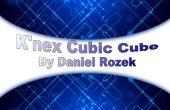 Cubo cúbico K'nex