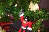 Caseros Super héroe Navidad
