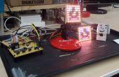 Controlador de matriz RGB Dual AVR