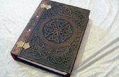 Libro de las sombras libro de lazos de Celtic