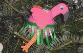 Flamingo Navidad