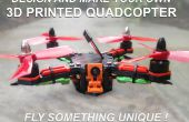 Cómo diseñar e impresión 3D su propio quadcopter!!!!