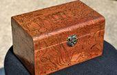 Old Fashioned receta caja