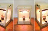 """Una incluso más """"fresco"""" LED crece la luz"""