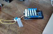 Sensor de formaldehído de Arduino simple