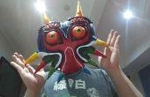 Réplica de la máscara de Majora