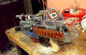 GaussGun / pistola de bobina electrónica e ingeniería de proyectos