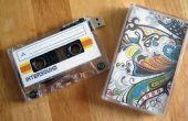 MixDrive: Cintas de Cassette USB facilitado