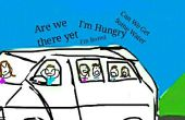 Camino de los viajes con niños