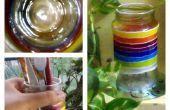 Renovar el proyecto de tarro de cristal!