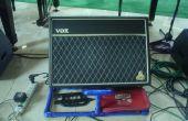 Soporte de amplificador de guitarra de PVC