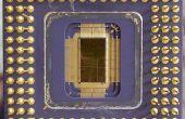 Cómo exponer el dado (contenido) de un CPU vieja