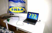 ¿Cómo instalar mesa IKEA?