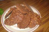 Deliciosas, galletas sin hornear!