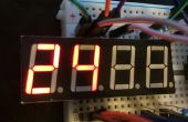 Dual display ATtiny85