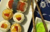 Cupcakes de sushi!
