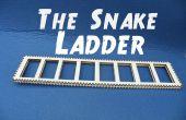 La serpiente escalera