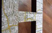Letras de mapa personalizado (en el barato!)