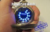 LED reloj de bolsillo, una friki
