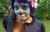 Maquillaje de Halloween (Muerte)