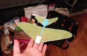 PLA de impresión 3D sobre papel