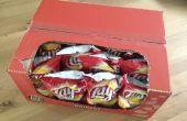Papas fritas caja