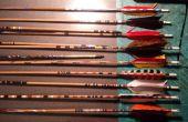 Flechas tradicionales