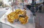 Bancos de mineral: Oro