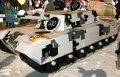Construir un tanque de cartón