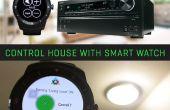Cómo controlar la casa con el reloj
