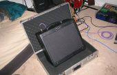Guitarra amplificador directividad modificador