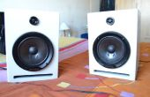 Monitores de estudio DIY