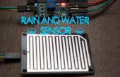 Módulos Arduino - Sensor de lluvia