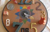 Encuentra funcional arte Assemblage - Clock