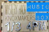Pecho de música, de gran tamaño para MaKey MaKey