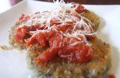 Salsa de tomate simple