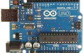 Código de Sensor de temperatura de Arduino
