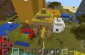 ¿Cómo hacer un gazebo en Minecraft cualquier versión