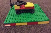 Coche LEGO con hélice