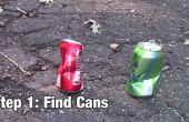 Cómo ganar dinero reciclando latas de aluminio