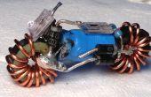 Motocicleta de condensador