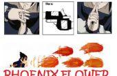 Estilo de fuego: Phoenix Flower Jutsu Handsigns