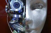 Android Robot de reciclaje