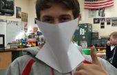 Máscara de invierno $0,03 fácil