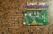 Tutorial de un sensor de Linkit