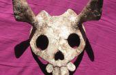 Cómo hacer la máscara cráneo de Zelda: Ocarina of Time