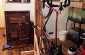 Portabicicletas vertical de 2x4s (solo bici)