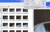 Hacer movimiento de la cámara activada de viejas Webcam
