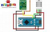 Arduino y medición de humedad de temperatura Visual Basic sobre RF