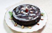 Preparar el Pudin de Chocolate delicioso